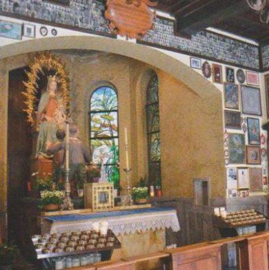 La Cappella delle Benedizioni