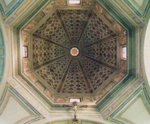 Cupola Santuario Inferiore