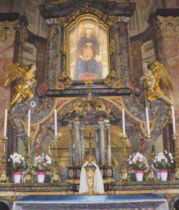 Santuario Superiore